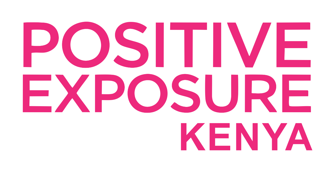 Positive Exposure Kenya Logo